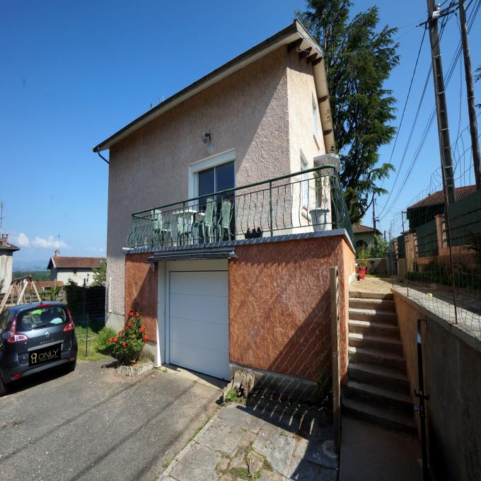 Offres de vente Maison Parcieux (01600)