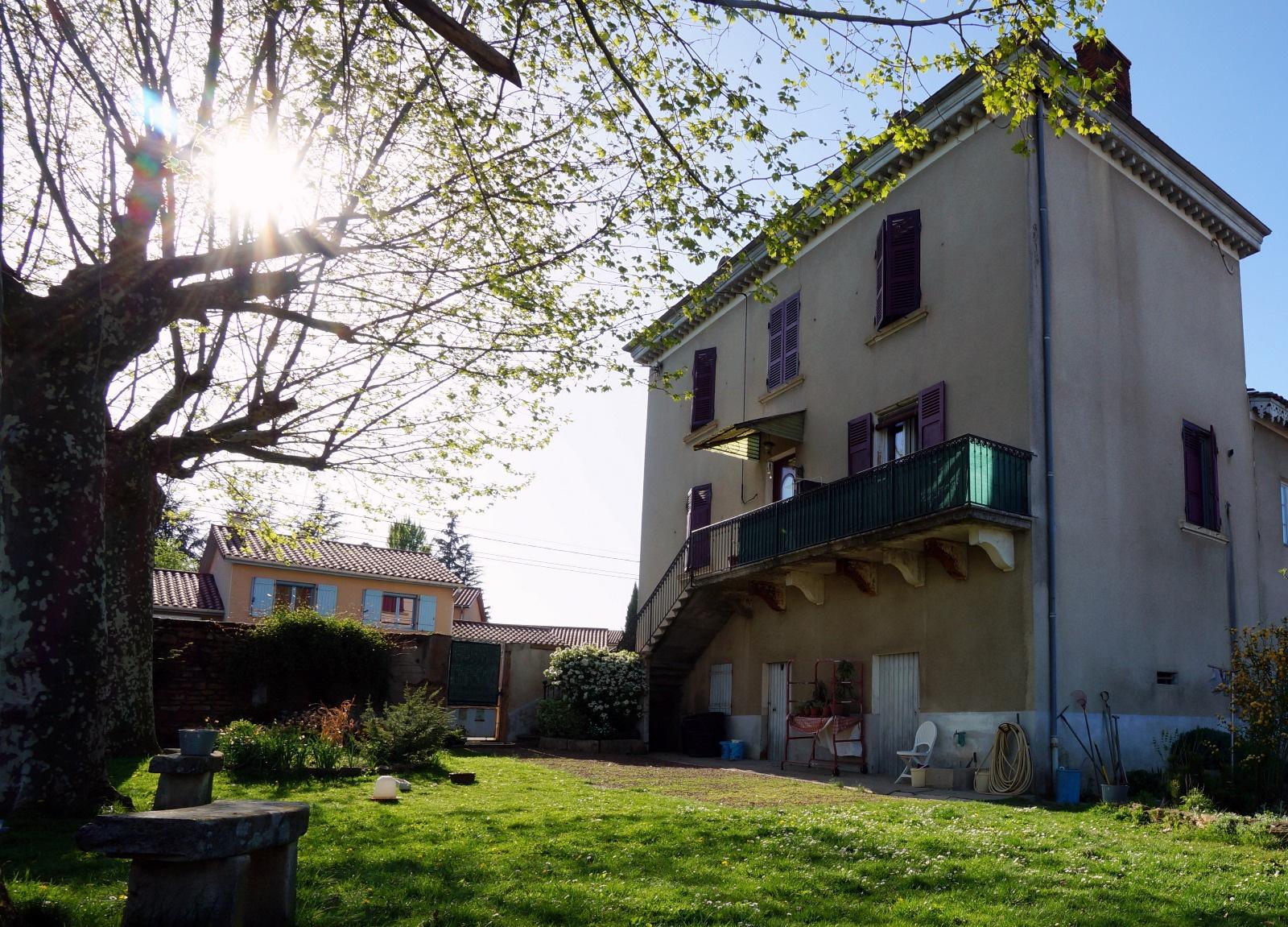 MORANCE CENTRE MAISON 110 m² habitables